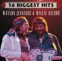 Waylon Jennings / 16 Biggest Hlits 輸入盤 【CD】