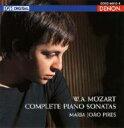 【送料無料】 Mozart モーツァルト / ピアノ・ソナタ全集 ピリス(1974)(5CD) 【CD】