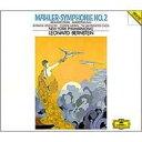 作曲家名: Ma行 - 【送料無料】 Mahler マーラー / 交響曲第2番 バーンスタイン&ニューヨーク・フィル(1987) 輸入盤 【CD】