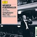 作曲家名: Ha行 - Beethoven ベートーヴェン / 交響曲第5番『運命』、第7番 フルトヴェングラー&ベルリン・フィル(1943) 輸入盤 【CD】