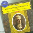 Mozart モーツァルト / ヴァイオリンとヴィオラのための協奏交響曲、管楽器のための協奏交響曲 ベーム&ベルリン・フィル 輸入盤 【CD】
