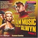 作曲家名: A行 - 【送料無料】 オルウィン、ウィリアム(1905-1985) / オルウィン:映画音楽集Vol.3/ガンバ(指揮)、BBCフィル 輸入盤 【CD】