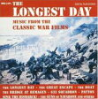 【送料無料】 史上最大の作戦 / Longest Day Music From The Classic War Films - Soundtrack 輸入盤 【CD】