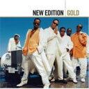New Edition ニューエディション / Gold 輸入盤 【CD】