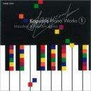 Composer: Ka Line - 【送料無料】 Kapustin カプースチン / Piano Works Vol.1: 川上昌裕 【CD】