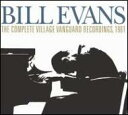 Artist Name: B - 【送料無料】 Bill Evans (Piano) ビルエバンス / Complete Live At The Village Vanguard 1961 (3CD) 輸入盤 【CD】