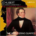 Schubert [シューベルト室内楽全集 I]シューベルト:弦楽四重奏曲全集 ウィーンSQ