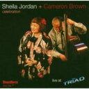 藝人名: S - Sheila Jordan / Celebration: Live At The Triad 輸入盤 【CD】