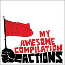 Artist Name: M - My Awesome Compilation / Actions 【CD】
