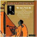 作曲家名: Wa行 - Wagner ワーグナー / Orch.works: Knappertsbusch / Vpo, Lechleitner(T) 輸入盤 【CD】