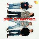 艺人名: Ma行 - MONKEY MAJIK モンキーマジック / Get started 【CD】