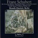 Composer: Sa Line - 【送料無料】 Schubert シューベルト / String Quartet, 14, : Brandis Q 輸入盤 【CD】