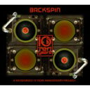 Backspin 【CD】