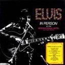 楽天HMV ローソンホットステーション RElvis Presley エルビスプレスリー / In Person At The Internationalhotel Las Vegas 輸入盤 【CD】