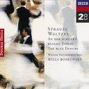作曲家名: Sa行 - Strauss J(Family) シュトラウスファミリー / ワルツ名曲集 ボスコフスキー&ウィーン・フィル(2CD) 輸入盤 【CD】