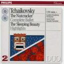 Composer: Ta Line - Tchaikovsky チャイコフスキー / バレエ『くるみ割り人形』全曲(ドラティ&コンセルトヘボウ管)、『眠りの森の美女』抜粋(フィストラーリ&LSO)(2CD) 輸入盤 【CD】