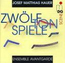作曲家名: Ha行 - 【送料無料】 ハウアー 、ヨゼフ・マティアス (1883-1959) / Zwolftonspiel Ensemble Avant-garde 輸入盤 【CD】
