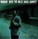 Miles Davis マイルスデイビス / Workin (アナログレコード / OJC) 【LP】