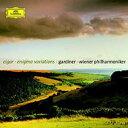 作曲家名: A行 - Elgar エルガー / エニグマ変奏曲、序奏とアレグロ、南国にて、ほか ガーディナー&ウィーン・フィル 輸入盤 【CD】