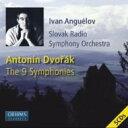 Composer: Ta Line - 【送料無料】 Dvorak ドボルザーク / 交響曲全集 アンゲロフ&スロヴァキア放送響(5CD) 輸入盤 【CD】