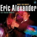 Eric Alexander エリックアレキサンダー / Mode For Mabes Featuring Harold Mabern 【CD】