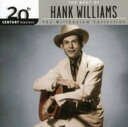 Artist Name: H - Hank Williams ハンクウィリアムス / Millenium Collection - Best Of 輸入盤 【CD】