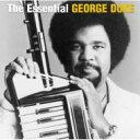 Artist Name: G - 【送料無料】 George Duke ジョージデューク / Essential 【CD】