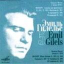 作曲家名: Ma行 - Mozart モーツァルト / Piano Sonata.3, 8, Fantasia, Etc: Gilels(Live At Moscow 1970.1.5) 輸入盤 【CD】