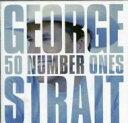 Artist Name: G - George Strait / 50 #1's 輸入盤 【CD】