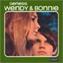 Artist Name: W - Wendy & Bonnie / Genesis 【CD】
