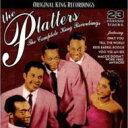 艺人名: P - Platters プラターズ / Complete King Recordings 輸入盤 【CD】