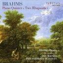 【送料無料】 Brahms ブラームス / ブラームス:ピアノ五重奏曲&2つのラプソディー 【CD】