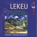 Composer: Ra Line - Lekeu ルクー / ピアノ四重奏曲、弦楽四重奏曲 Spiegel.sq、Michiels(P) 輸入盤 【CD】