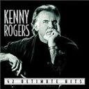 艺人名: K - 【送料無料】 Kenny Rogers ケニーロジャーズ / 42 Ultimate Hits 輸入盤 【CD】