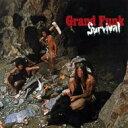 艺人名: G - Grand Funk Railroad グランドファンクレイルロード / Survival 輸入盤 【CD】