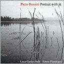 Artist Name: P - 【送料無料】 Piero Bassini / Portrait Within 【CD】