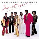 Artist Name: I - Isley Brothers アイズレーブラザーズ / Live It Up 【CD】