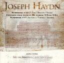 Symphony - 【送料無料】 Haydn ハイドン / 交響曲第44番『悲しみ』、第45番『告別』、ピアノ協奏曲第11番 インマゼール&アニマ・エテルナ 輸入盤 【CD】