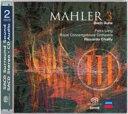 【送料無料】マーラー / 交響曲第3番、ほか シャイー指揮コンセルトヘボウ管(ハイブリッドSAC...