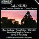 【送料無料】 Nielsen ニールセン / Violin Concerto, Flute Concerto, Clarinet Concerto: Chung Myung-whun / Goth 輸入盤 【CD】