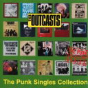 Artist Name: O - Outcasts / Punk Singels Collection 【CD】