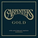 Carpenters カーペンターズ / Gold - 35th Anniversary Collection 輸入盤 【CD】