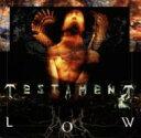 艺人名: T - Testament テスタメント / Low 輸入盤 【CD】