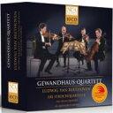 【送料無料】 Beethoven ベートーヴェン / 弦楽四重奏曲全集 ゲヴァントハウス四重奏団(10CD) 輸入盤 【CD】