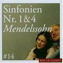 作曲家名: Ma行 - Mendelssohn メンデルスゾーン / Sym, 1, 4, Hebrides: Pople / London Festival O 輸入盤 【CD】