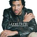 藝人名: L - Lionel Richie ライオネルリッチー / Definitive Collection 輸入盤 【CD】