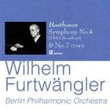 【】 Beethoven ベートーヴェン / 交響曲第4番、第7番 フルトヴェングラー&ベルリン?フィル(1944) 輸入盤 【CD】