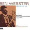 Artist Name: B - Ben Webster ベンウェブスター / Jazz Quartete Confirmation 輸入盤 【CD】
