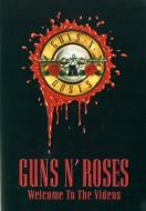 Guns N' Roses ガンズアンドローゼズ / Welcome To The Videos 【DVD】