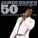 艺人名: J - James Brown ジェームスブラウン / 50th Anniversary Collection (2CD) 輸入盤 【CD】